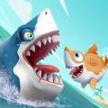 饑餓的鯊魚英雄