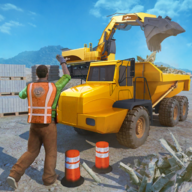 起重挖掘机施工 v1.0