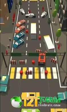 汽车碰撞3D图2