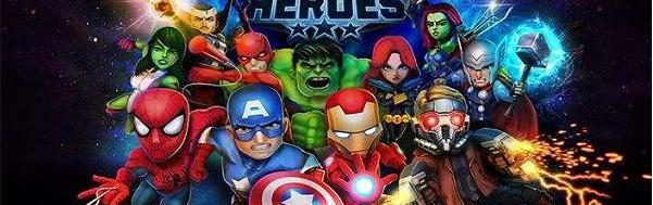 包含漫威英雄游戏排行榜