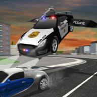 飛車追逐駕駛模擬警車