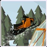 雪地車3D