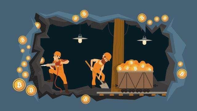 挖矿赚钱的app