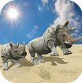 野生犀牛模拟器 v1