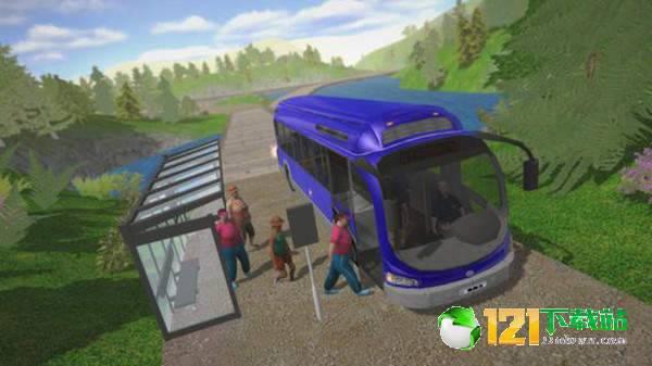 市旅游巴士司机SIM16图2