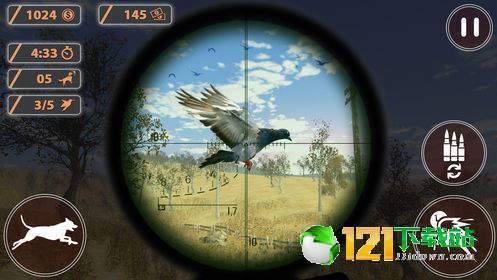 FPS猎人鸟类狩猎3D图1