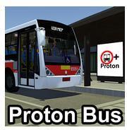 宇通巴士模拟道路