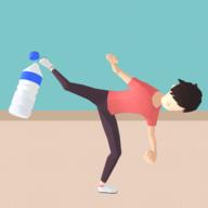 瓶盖挑战游戏3D