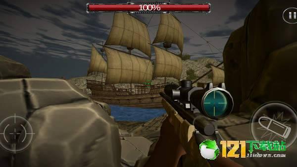 海岛契约射手战斗3D图5