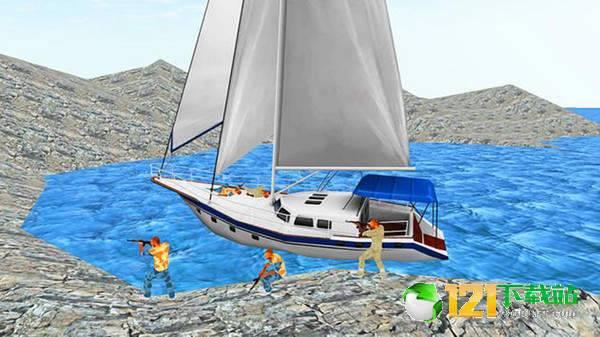 海岛契约射手战斗3D图4