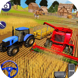 农场拖拉机驾驶模拟器