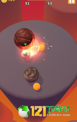 球球撞击3D图2