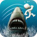 鲨鱼逃亡跳一跳 v1.0