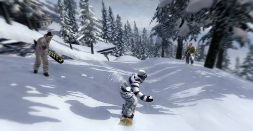3d滑雪游戏哪个好