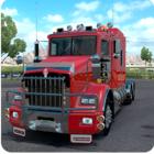 欧洲卡车美国驾驶模拟器