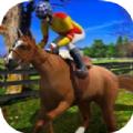 模擬自由騎馬游戲