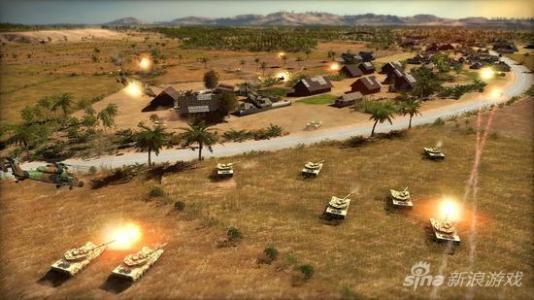 好玩的战争游戏