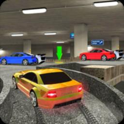现代跑车停车模拟
