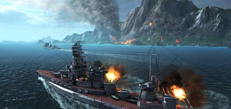 好玩的安卓海战游戏