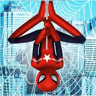 蜘蛛英雄火柴人战士
