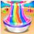 蓬松泥機DIY玩轉彩虹