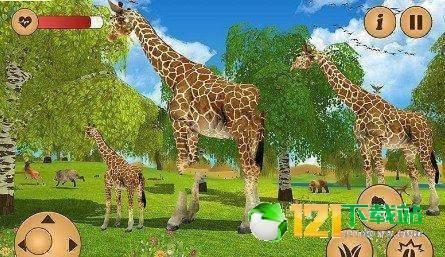 长颈鹿丛林模拟器图2