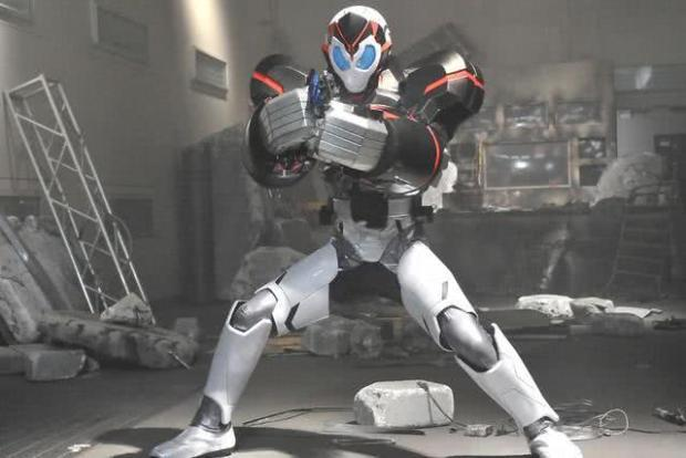 假面骑士Vulcan重拳金刚形态模拟器