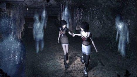 适合晚上玩的真人恐怖游戏