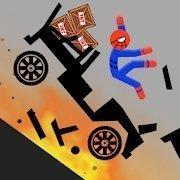 蜘蛛俠布偶拆卸