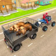 医生机器人运输宠物动物运输车