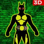 假面骑士零一格斗进化3D