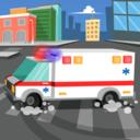 救护车模拟器3D