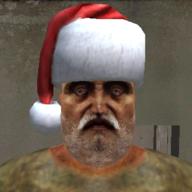 可怕圣诞老人奶奶