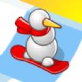 雪人競賽3D