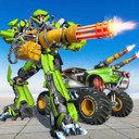 美国卡车战争机器人