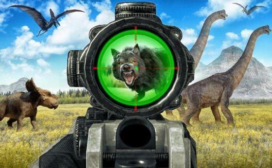 狼群狩猎模拟器图1