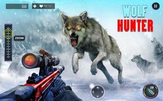 狼群狩猎模拟器图2