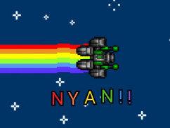 铁锈战争彩虹猫重型拦截机 v1.0