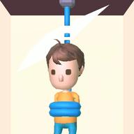 不休割绳子
