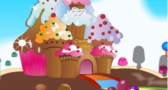 糖果题材的小游戏
