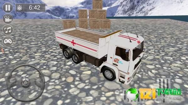 卡车野外运输模拟图2
