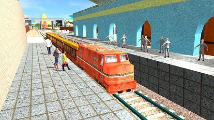 欧洲长途火车驾驶图2