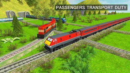 欧洲长途火车驾驶图1