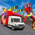 冰淇淋機器人面包車改造 v1.0