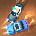 警車追逐游戲追求