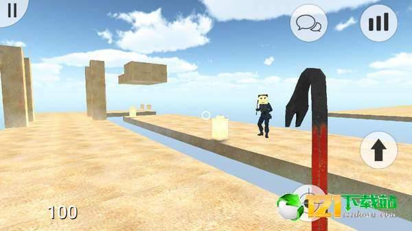 CS死亡奔跑模拟图1