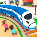 放置觀光火車
