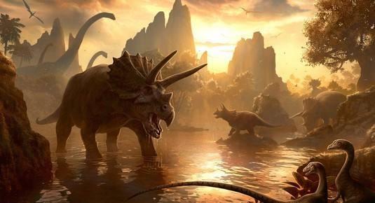 恐龙战斗游戏