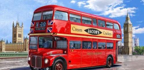 欧洲双层巴士游戏合集