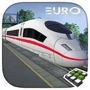 欧洲高铁模拟器